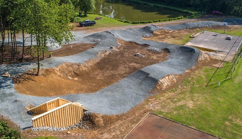"""Einzelprojekt """"Bike Park Stammbach"""""""