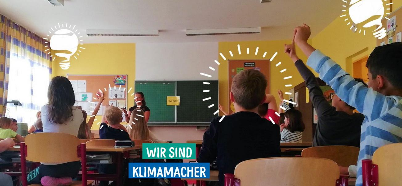 "Kooperationsprojekt ""KlimaMacher - Klima wandeln lokal handeln"""