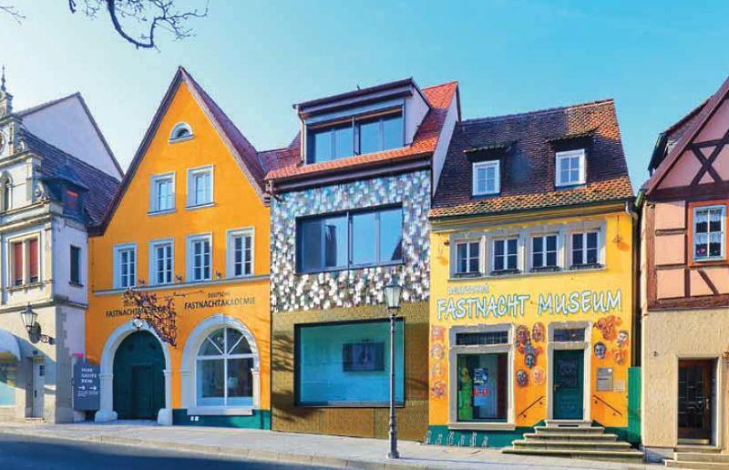 Kulturzentrum Deutsche Fastnachtakademie Kitzingen