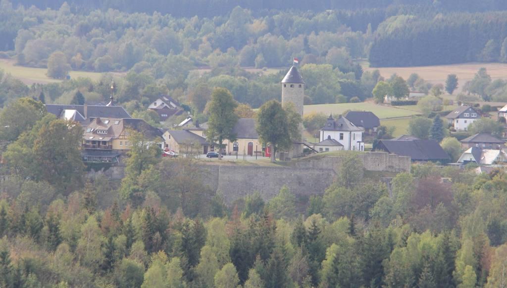 """Einzelprojekt """"Touristisch-historische Beschilderung der Stadt Lichtenberg"""""""