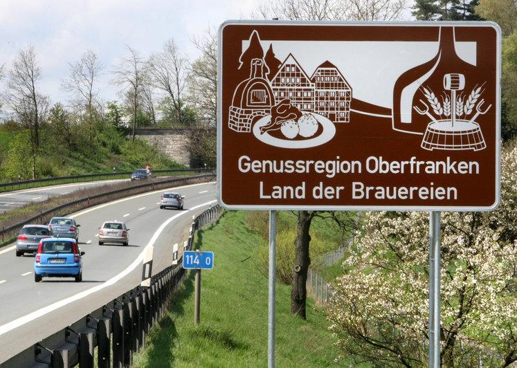"""Kooperationsprojekt """"Genussregion Oberfranken III"""""""