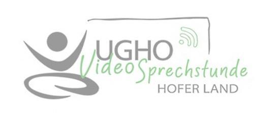 Unternehmung Gesundheit Hochfranken - Videosprechstunde Hofer Land